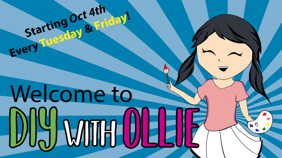 DIYwithOllie.com | Crafts for Kids