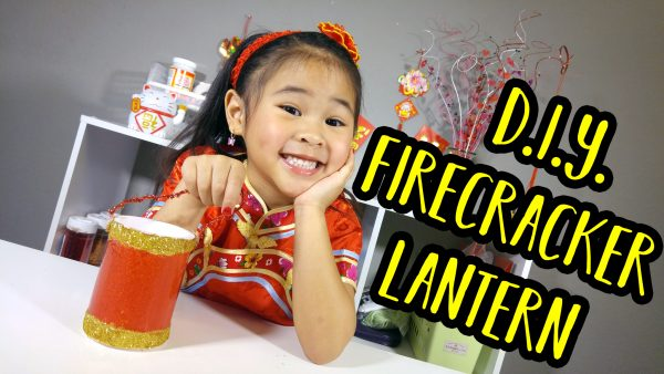 DIYwithOllie Chinese New Year Crafts