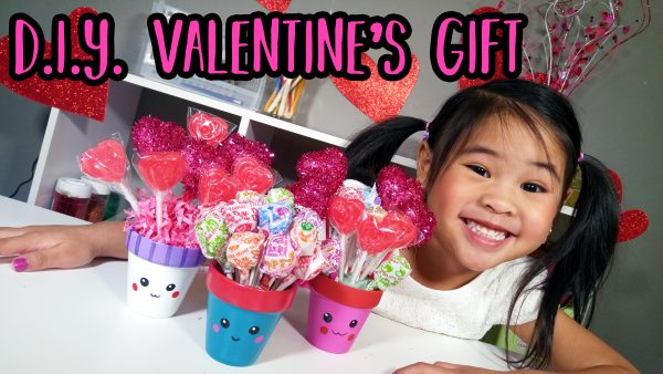 A Cute Valentine's Day Gift Idea Tutorial