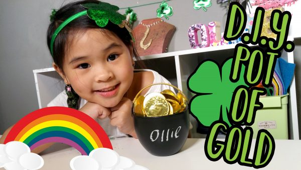 St. Patty's Day Craft Ideas