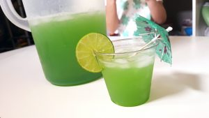 St. Patrick's Day Limeade Recipe