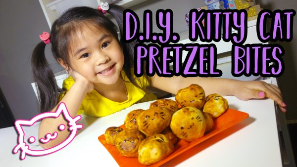 Cute Pretzel Bites recipe that's as good as the mall!