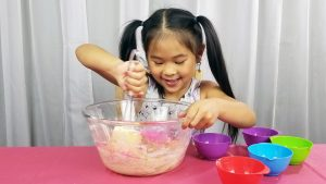 DIY Mother's Day Edible Cookie Dough Recipe