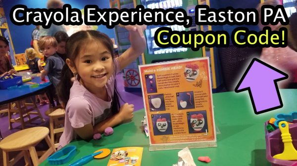 Crayola Experience Easton Discount