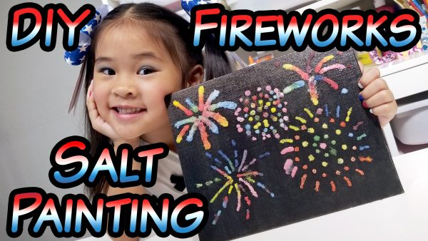 Fourth of July Painting Decor Tutorial